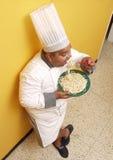 Cozinheiro chefe engraçado. Foto de Stock Royalty Free