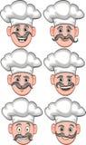 Cozinheiro chefe Expression Imagens de Stock