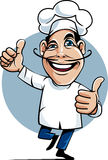 Cozinheiro chefe mestre Fotos de Stock