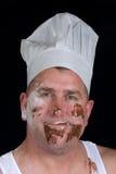 Cozinheiro chefe orgulhoso Foto de Stock Royalty Free