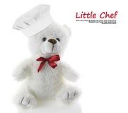 Cozinheiro chefe pequeno imagens de stock
