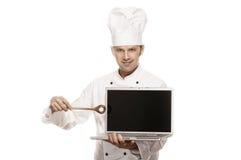 Serie do cozinheiro chefe fotos de stock royalty free