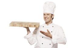Serie do cozinheiro chefe imagens de stock