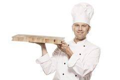 Serie do cozinheiro chefe imagem de stock royalty free