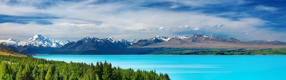 Cozinheiro da montagem, Nova Zelândia Imagem de Stock Royalty Free