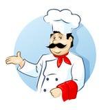 Cozinheiro da profissão Fotos de Stock Royalty Free