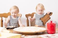 Cozinheiro das crianças imagem de stock royalty free
