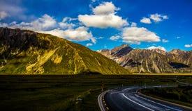 Cozinheiro do Mt, Nova Zelândia Imagem de Stock Royalty Free