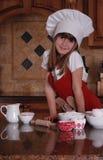 Cozinheiro dos jovens Imagens de Stock Royalty Free