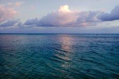 Cozinheiro Islands da lagoa de Aitutaki Fotografia de Stock Royalty Free