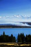 Cozinheiro National Park da montagem Foto de Stock Royalty Free