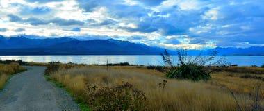 Cozinheiro National Park do Mt, Nova Zelândia Imagens de Stock Royalty Free
