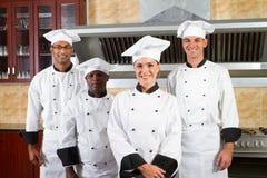 Cozinheiros chefe Imagem de Stock