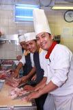 Cozinheiros chefe Fotos de Stock