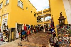 Cozumel ` kolory zdjęcia royalty free