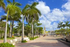 Cozumel, Mexico, Caribbean Royalty Free Stock Image