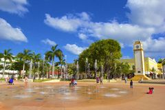 Cozumel, Mexico, Caribbean Royalty Free Stock Photography
