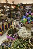 cozumel mexico shoppar souvenir Royaltyfri Fotografi