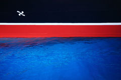 Cozumel pier Stock Image