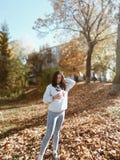 Cozy autumn royalty free stock photo