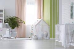 Cozy baby room Stock Photography