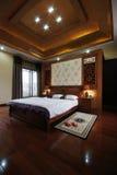 Cozy bedroom Stock Image