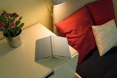 Cozy bedroom interior Royalty Free Stock Photo