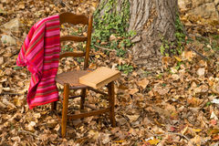 Cozy chair Stock Images