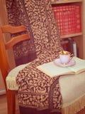 Cozy chair Stock Photo