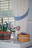 Cozy Corner. In a summer cottage Stock Images