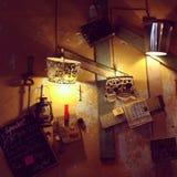 Cozy corner Stock Photos