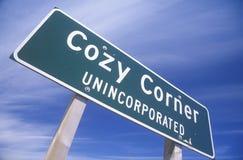 Cozy Corner, Northern Wisconsin Stock Photography