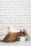 Cozy country home decor Royalty Free Stock Photography