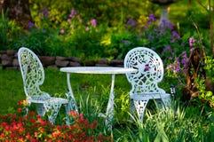 Garden Oasis Stock Photography