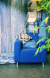 Cozy home chair Stock Photo