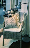Cozy home chair Royalty Free Stock Images