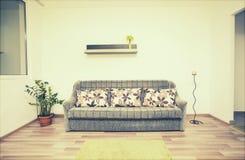 Cozy living room interior Stock Image