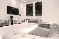 Cozy lounge Stock Photos