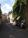 Old French street Stock Photo