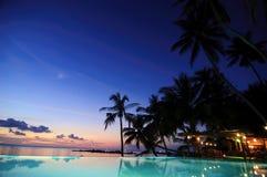 Cozy resort Royalty Free Stock Photo