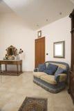 Cozy sofa Stock Image