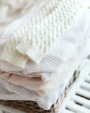 Cozy sweaters Royalty Free Stock Photos