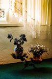 Cozy Village House Interior Stock Image