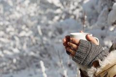 Cozy warmth Stock Image