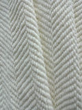 Cozy White Blanket Stock Images
