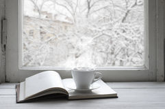 Cozy winter still life Royalty Free Stock Image