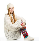 Cozy winter Stock Images