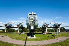 Cp-107 argus-Vliegtuig Royalty-vrije Stock Afbeeldingen