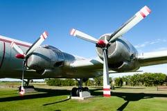 Cp-107 argus-Vliegtuig Royalty-vrije Stock Afbeelding