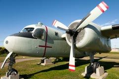 Cp-121 drijversvliegtuig Stock Foto
